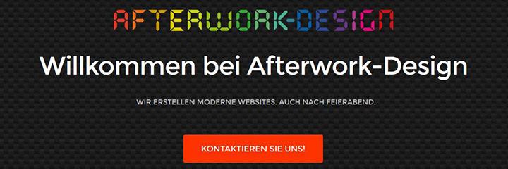 Afterwork-Design
